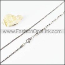 Succinct Silver Small Chains        n000116