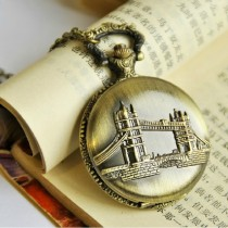 Vintage Pocket Watch Chain PW000195