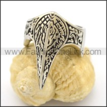 Stainless Steel Casting Ring r002728