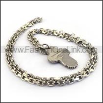 Silver Cross Fashion Chain n001163