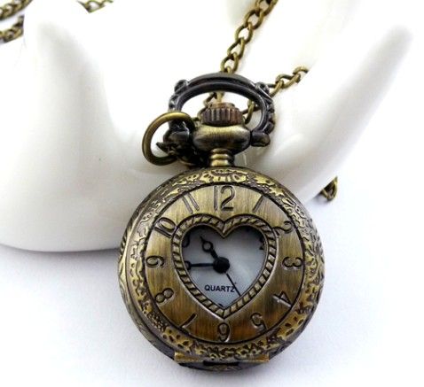 Vintage Pocket Watch Chain PW000318