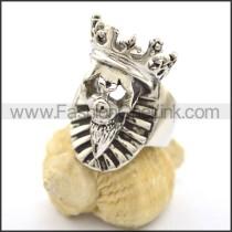 Delicate Skull Ring  r001795