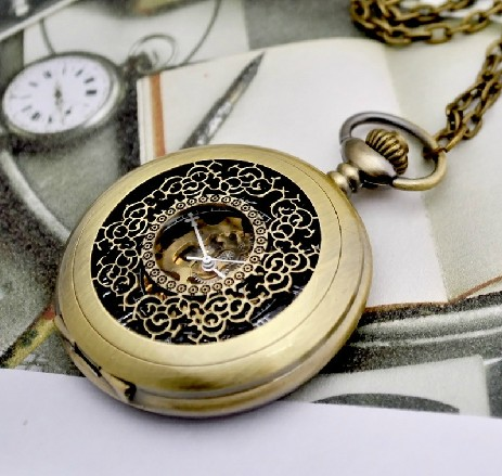Vintage Pocket Watch Chain PW000208