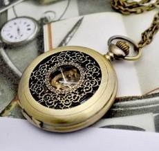 Vintage Pocket Watch Chain PW000208