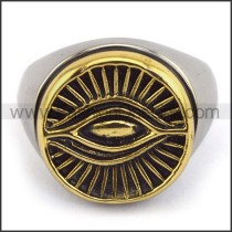 Exquisite Staninless Steel Casting Ring  r003443