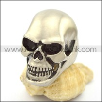 Exquisite Stainless Steel Skull Ring   r002204