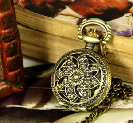 Vintage Pocket Watch Chain PW000245