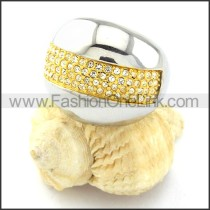 Stainless Steel Comfort Fit Ring r000766