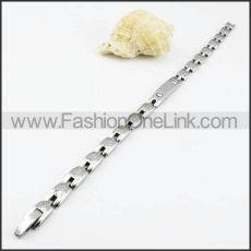 Exquisite Watch Strap Casting Bracelet b000077