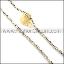 Exquisite Staming Necklace n000353