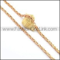 Exquisite Plated Necklace n000735