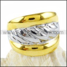 Stainless Steel Special Design Ring r000049