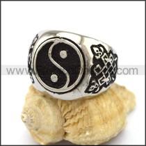 YIN YANG Stainless Steel  Ring  r003205