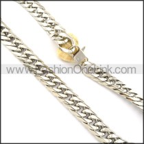 Good Quality Stamping Necklace    n000334