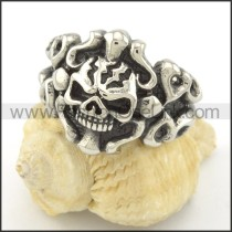 Exquisite Stainless Steel Ring r001505