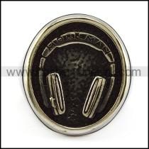 Stainless Steel Headphone Ring r004878