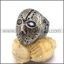 Stainless Steel Mask Ring  r003289