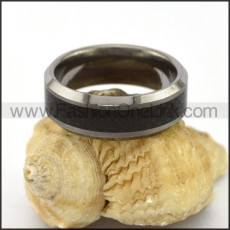 Elegant Stainless Steel Ring r003101