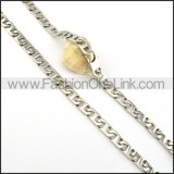 Decorous Stamping Necklace   n000328