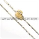 Simple Interlocking Small Chain n000966