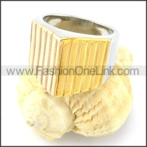 Comfort Fit Design Plating Ring  r000783
