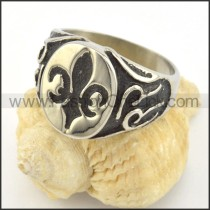 Exquisite Stainless Steel Ring r001470