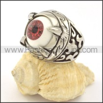 Prong Setting Eye Ring r001295