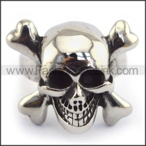 Fashion Stainless Steel Skull Ring  r003436