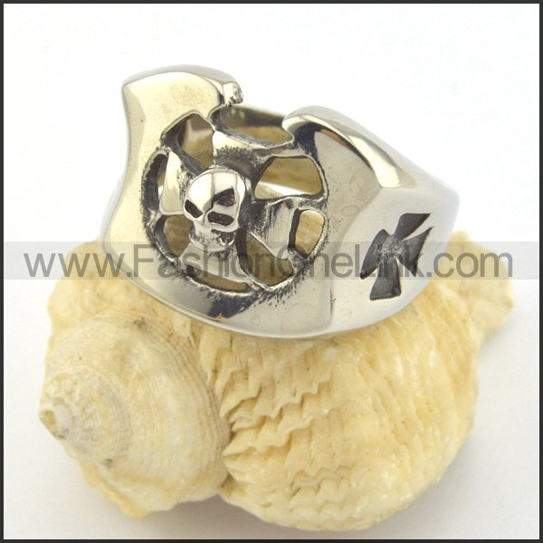 Unique Design Popular Skull Ring r001355