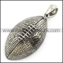 American Football Pendant for Fans p004738