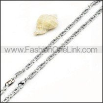 Silver Totem Necklace n000008