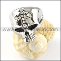 Stainless Steel Skull Rings r000363