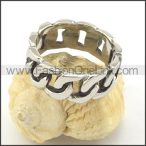 Exquisite Stainless Steel Ring r001467
