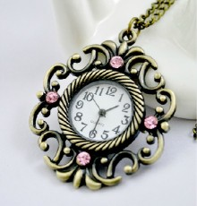 Vintage Pocket Watch Chain PW000242