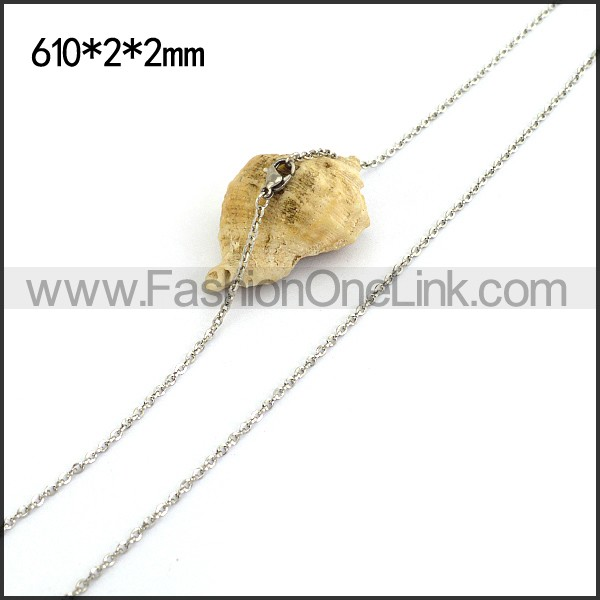 Delicate Small Chain n001187