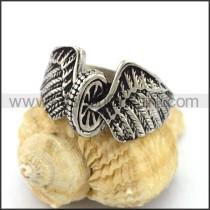 Good Selling Stainless Steel Biker Ring r002948