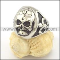 Hot Selling Skull Ring r001332