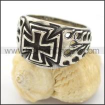 Vintage Cross Ring r001589