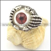 Prong Setting Eye Ring r001299