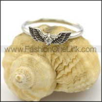 Graceful Stone Ring r002222