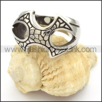 Stainless Steel Ring r000458