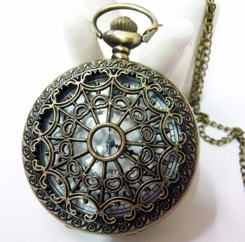 Vintage Pocket Watch Chain PW000269