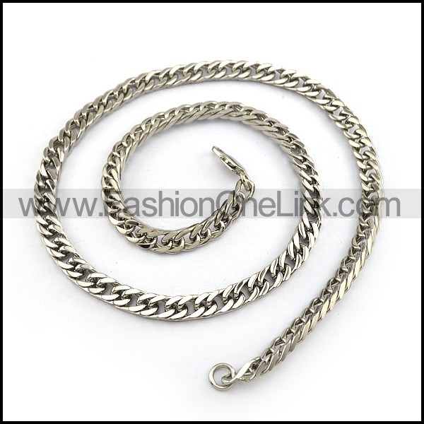 High Quality Stamping Necklace n001071