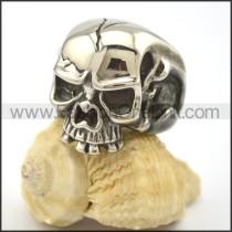 Stainless Steel Delicate Skull Ring  r002030