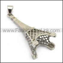 Delicate Stainless Steel Casting Pendant   p003388