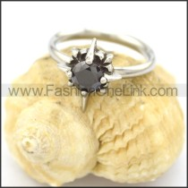 Graceful Stone Ring r002076