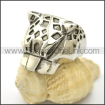 Stainless Steel Casting Ring r002534