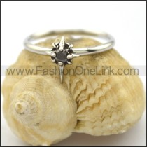 Graceful Stone Ring r002209