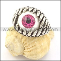Prong Setting Eye Ring r001305
