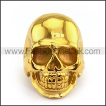 Exquisite Stainless Steel Skull Ring r003585